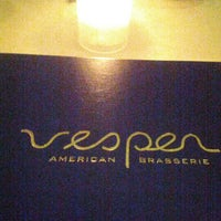 Photo taken at The Dining Room Pop-Up at Vesper by Fernando H. on 8/12/2012