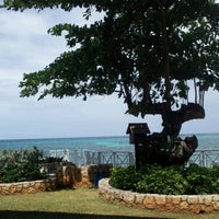 Photo taken at Sandals Montego Bay Resort and Spa by Albert F. on 3/20/2012