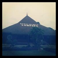 Photo taken at Bandara Radin Inten II Lampung Selatan (TKG) by Samuel N. on 11/10/2011