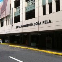 Photo taken at Estacionamiento Doña Fela by Angel G. on 8/4/2011