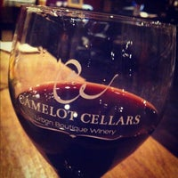 Photo taken at Camelot Cellars by Adam L. on 11/20/2011