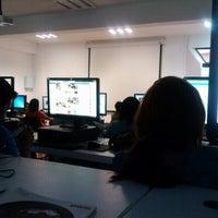 Photo taken at Departamento de Letras, Humanidades e Historia del Arte by Dupree C. on 8/29/2012