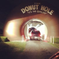 Photo taken at The Donut Hole by Caydie W. on 2/14/2012