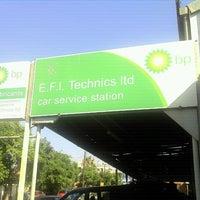 Photo taken at E.F.I. Technics Garage by Leonid M. on 8/31/2011