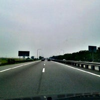 Photo taken at North South Expressways (NSE) by Farizol Z. on 7/29/2012