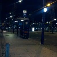 Photo taken at Megabus Birmingham City Centre Stop SH8 & SH9 by Davey M. on 1/11/2012
