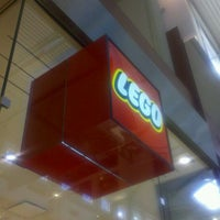 Photo taken at The LEGO Store by Christopher G. on 5/7/2012