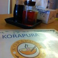 Photo taken at Korapura Ramen by b_black on 11/13/2011