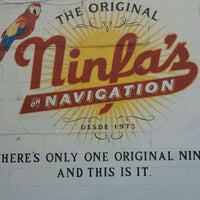 Photo taken at The Original Ninfa's on Navigation by Ben K. on 5/30/2012