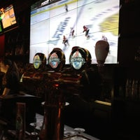 Photo taken at Hoops Sports Bar & Grill- Bremner by Mark C. on 4/20/2012