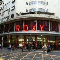 Photo taken at Cinema Roxy by Dado E. on 6/8/2012