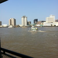 Photo taken at The Canal Street Ferry by Warren V. on 5/29/2012