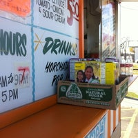 Photo taken at El Oasis Taco Truck by David M. on 3/17/2012