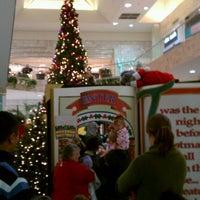 Photo taken at Oak View Mall by Josh B. on 12/18/2011