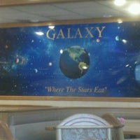 Photo taken at Galaxy Diner by Walt S. on 6/27/2012