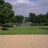 Photo taken at Towneley Hall by Mark S. on 9/1/2011