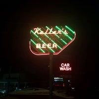 Photo taken at Keller's Drive-In by Matt B. on 9/11/2011
