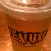 Photo taken at Tealuxe by Betty M. on 11/28/2011