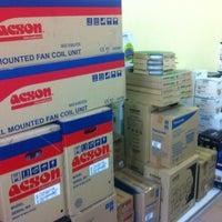 Photo taken at Keh Electrikal&aconnditoner Trading by Jason K. on 6/8/2011