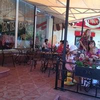 Photo taken at Prego by Julia O. on 6/12/2012