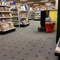 Photo taken at Jarir Bookstore by Christina on 8/31/2012