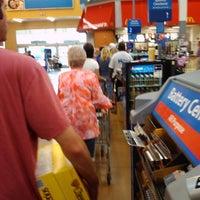 Photo taken at Walmart Supercenter by Brett L. on 7/18/2011
