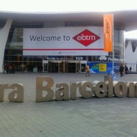 Photo taken at Smart City Expo by Josep C. on 12/2/2011