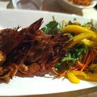 Photo taken at Sage Cafe Restaurant by Ivan B. on 5/2/2012