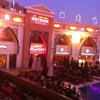 Photo taken at Tivoli Dome by Ahmed E. on 12/15/2011