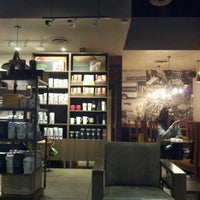 Photo taken at Starbucks by Lily T. on 1/16/2012