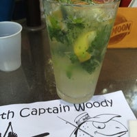 Photo taken at Captain Woody's by Wendy C. on 7/16/2012