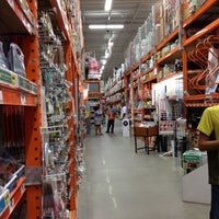 Photo taken at The Home Depot by Ghadeer on 8/19/2012