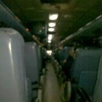 Photo taken at Terminal de Omnibus Pergamino by Francisco J S. on 10/31/2011
