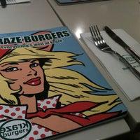 Photo taken at Kraze Burgers by Pris H. on 4/6/2011