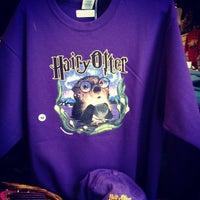 Photo taken at Sea Otter Shirts by Jonathan on 8/22/2012