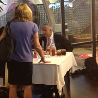 Photo taken at CNN Grill @ RNC (Tampa Bay Times Forum) by Nomad on 8/28/2012