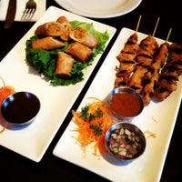 Photo taken at My Thai Restaurant by Joseph P. on 7/20/2012