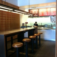 Photo taken at Chipotle Mexican Grill by Tyler J. on 8/2/2012