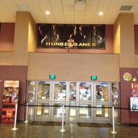Photo taken at Cinemark Parker Square 14 by Carlos C. on 4/6/2012