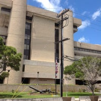 Photo taken at Prince Jonah Kuhio Federal Building by Ken G. on 8/6/2012