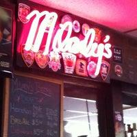 Photo taken at Milady's Bar & Restaurant by JJay043 on 4/27/2012