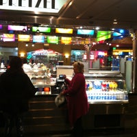 Photo taken at New York Pretzel by Tim K. on 12/20/2011