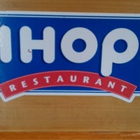 Photo taken at IHOP by DJ D. on 3/14/2012