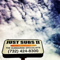 Photo taken at Just Subs by Michael D. on 8/10/2012