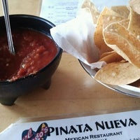 Photo taken at Pinata Nueva by Maria L. on 9/9/2011