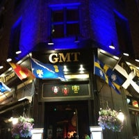 Photo taken at GMT Tavern by Rich . on 8/4/2012