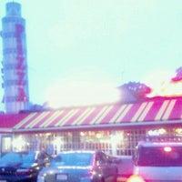 Photo taken at Prince Pizzeria by Glenn R. on 9/22/2011
