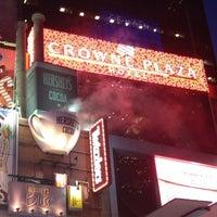 Photo taken at Crowne Plaza Times Square Manhattan by Loai Nassem on 6/15/2012