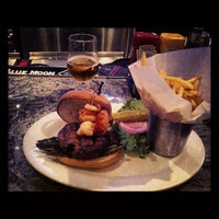 Photo taken at Burger Bar by William R. on 8/5/2012