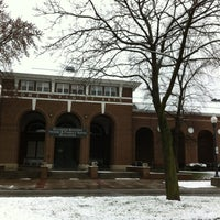 Photo taken at Indiana State Fairgrounds by Nora S. on 12/27/2011